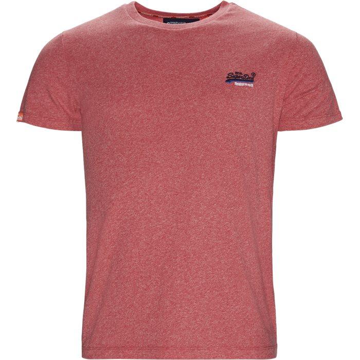 M1010 T-shirt - T-shirts - Regular - Rød